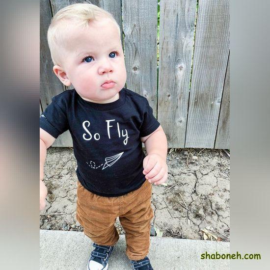 جدیدترین مدل لباس بچه گانه پسر