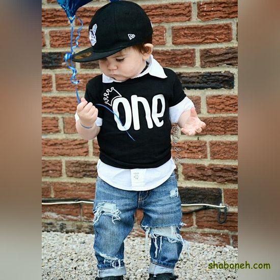 عکس لباس پسرانه بچه گانه جدید