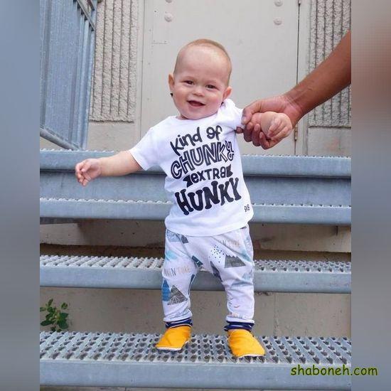 انواع لباس پسرانه بچه گانه