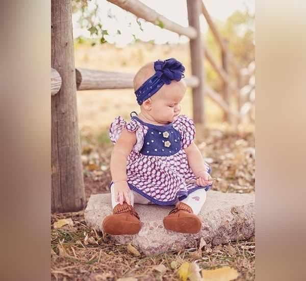 مدل شیک لباس دختر بچه