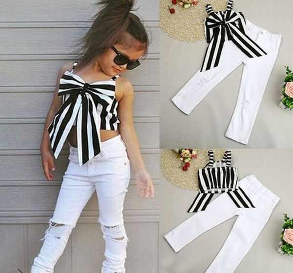 مدل لباس بچه گانه دخترانه تابستانه