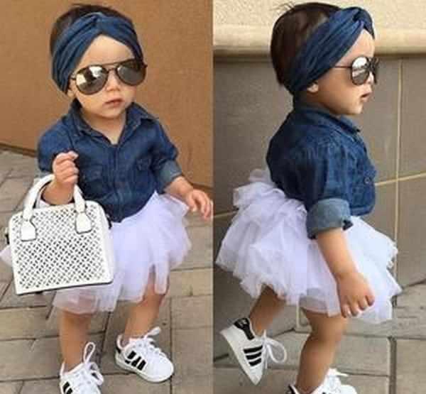 مدل لباس 2020 دختر بچه
