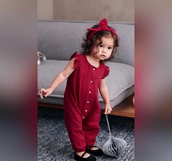 جدیدترین مدل لباس بچه گانه دخترانه 99