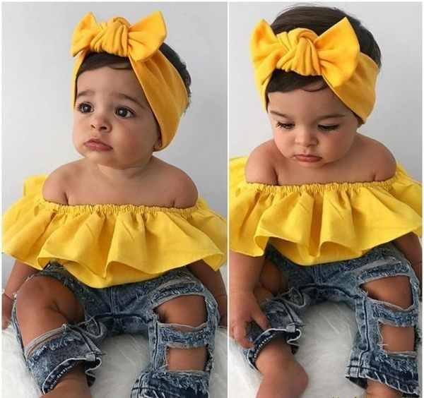 جدیدترین مدلهای لباس بچه گانه دخترانه