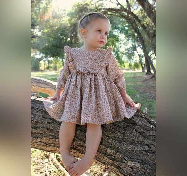 جدیدترین مدل لباس بچه گانه دخترانه تابستانی
