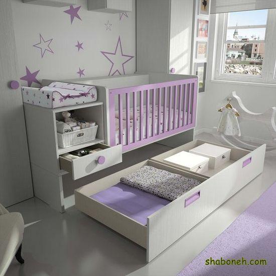 سرویس خواب نوزاد جدید با قیمت