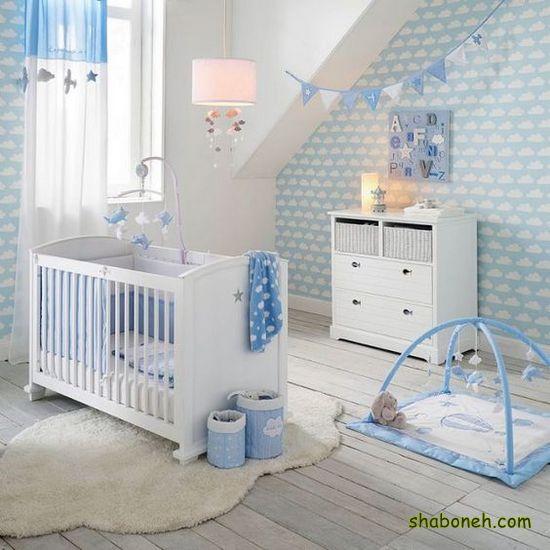 سرویس خواب نوزاد جدید