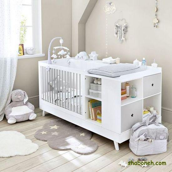 زیباترین سرویس های خواب نوزاد