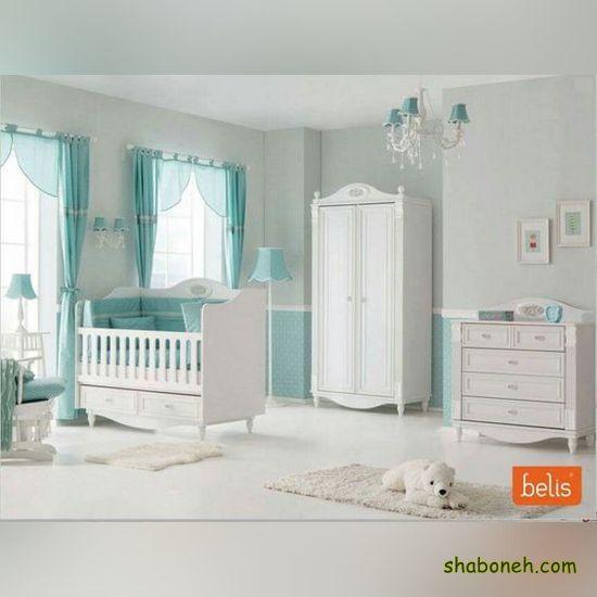سرویس چوب نوزاد پسرانه جدید