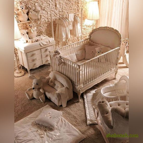 سرویس خواب جدید نوزاد پسر