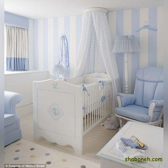 زیباترین سرویس خواب نوزاد