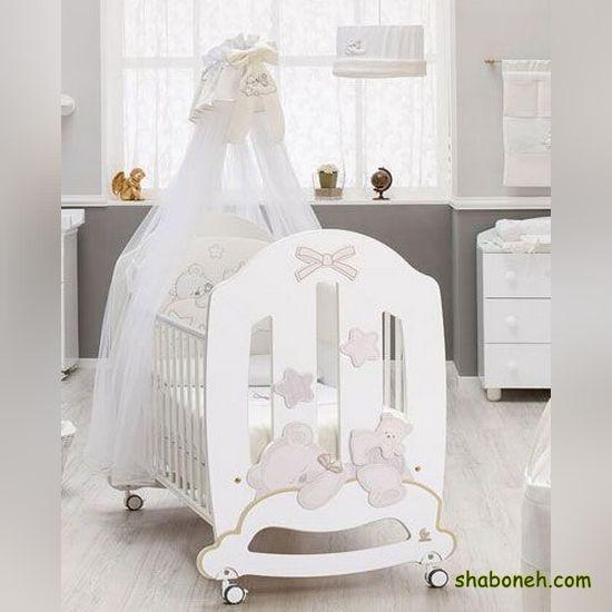 عکس از سرویس خواب نوزاد
