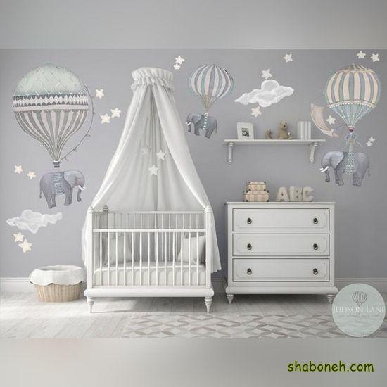 عکس از سرویس خواب نوزادی