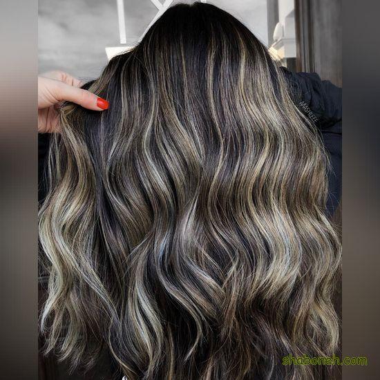 رنگ مو جدید دخترانه ۲۰۲۰