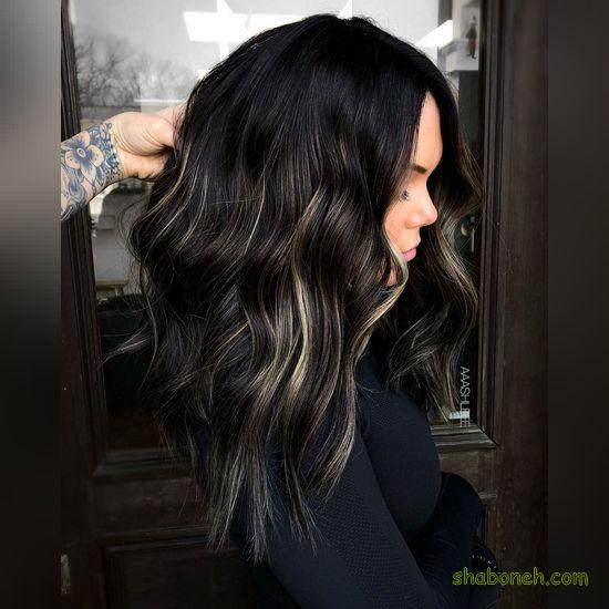 رنگ موهای جدید ۲۰۲۰