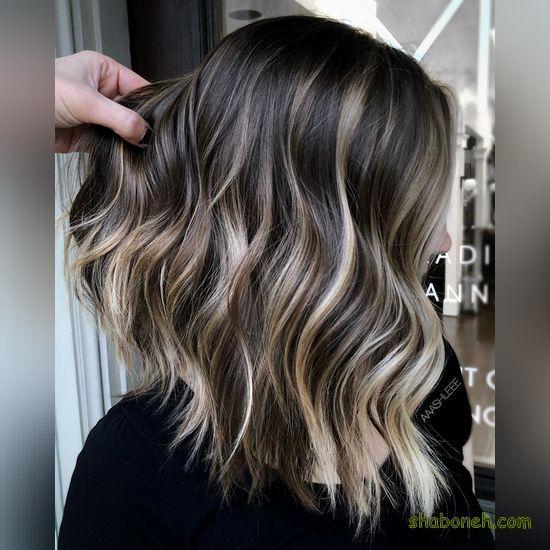 رنگ موهای جدید سال ۲۰۲۰