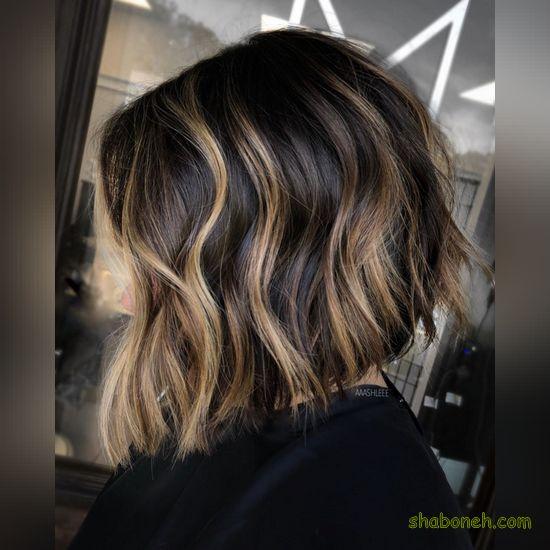 رنگ موهای جدید 99