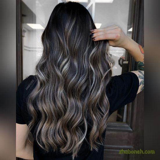 عکس رنگ مو زنانه جدید