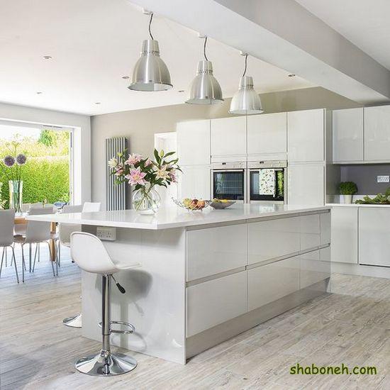 مدلهای کابینت آشپزخانه مدرن