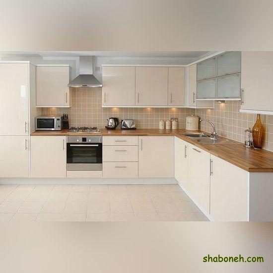 مدلهای کابینت آشپزخانه جدید سفید رنگ
