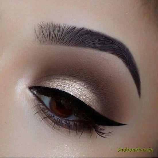 مدل خط چشم زیبا دخترانه