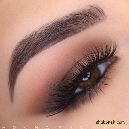 مدل کشیدن خط چشم زیبا