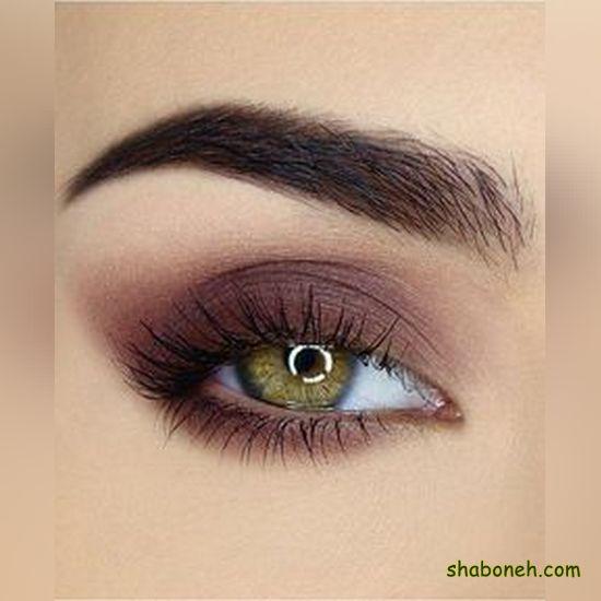 جدیدترین مدل های آرایش چشم و ابرو