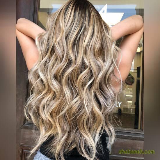 مدل رنگ موی جدید سال ۱۴۰۰