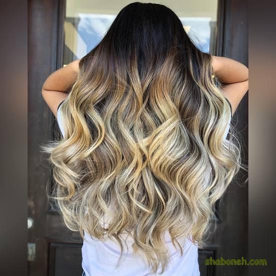 مدل رنگ موی جدید ۲۰۲۱