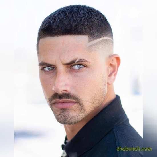عکس رنگ مو جدید مردانه