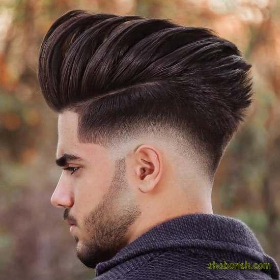 مدل جدید مو مردانه 99