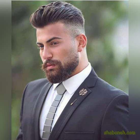 مدل جدید مو مردانه بلند