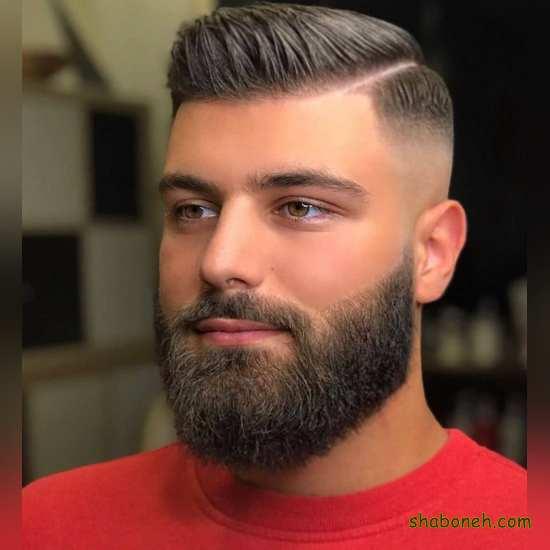 شیکترین مدل مو مردانه