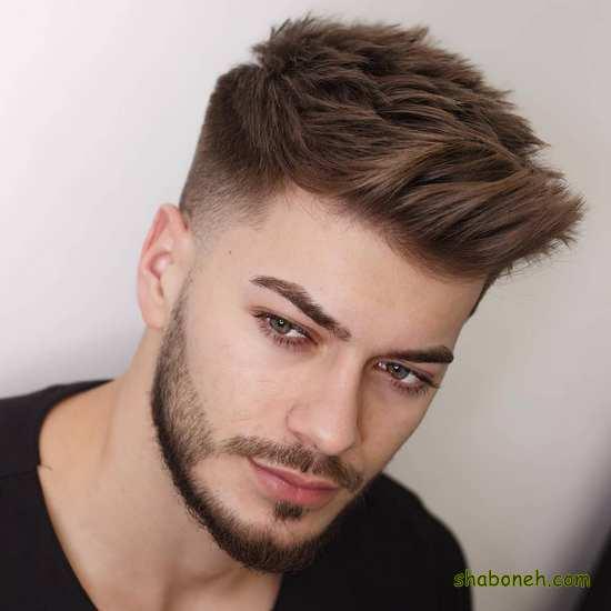 انواع مدل مو جدید پسرانه
