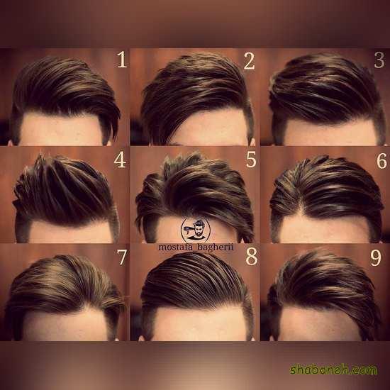 شیکترین مدل مو مردانه99