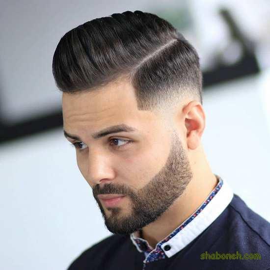 انواع مو پسرانه جدید