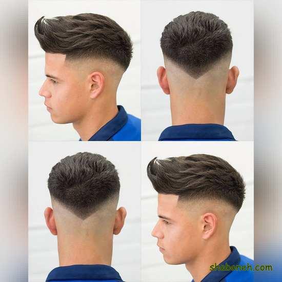 جدیدترین مدل مو پسرانه کوتاه