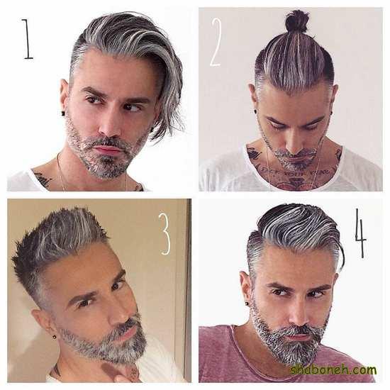عکس جدید مدل مو مردانه