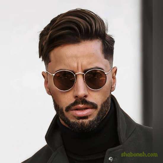 مدل موی ساده و شیک مردانه