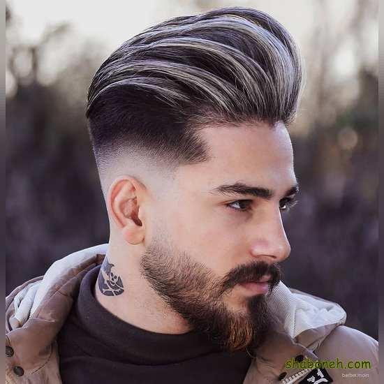 عکس مدل جدید موی مردانه