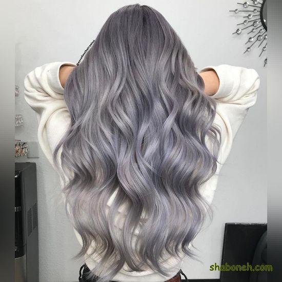 مدل رنگ مو جدید 2020