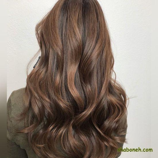 رنگ موی امسال