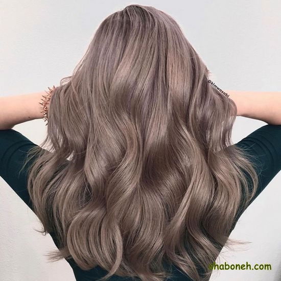 رنگ مو و هایلایت جدید