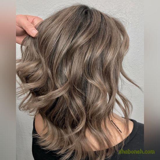 انواع رنگ مو جدید
