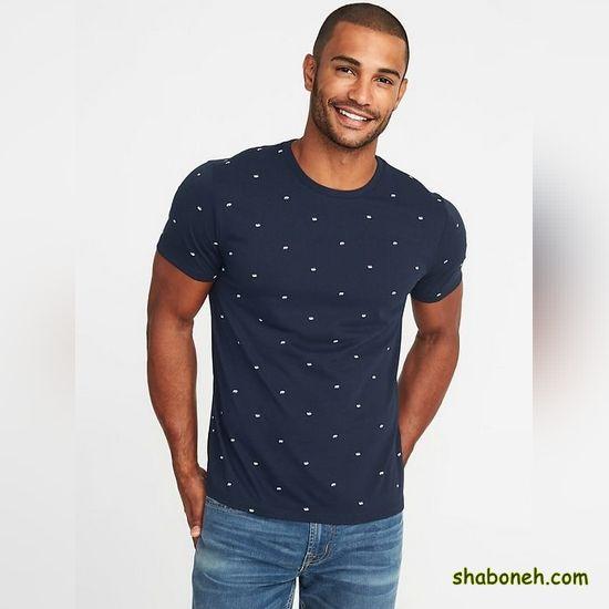 مدل تیشرت تابستانه مردانه مدرن و جذاب