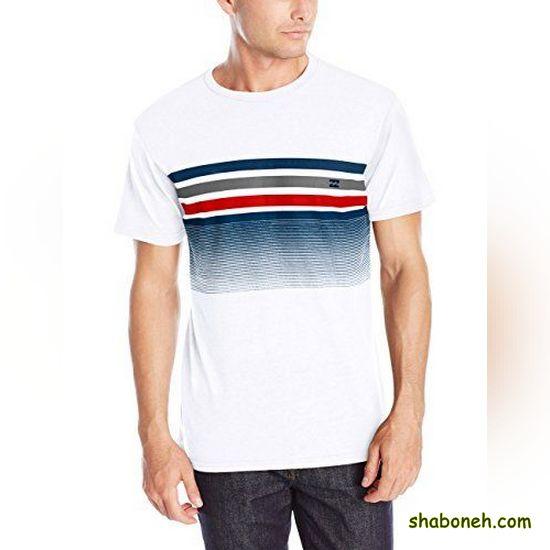 شیک ترین مدل تیشرت مردانه سفید