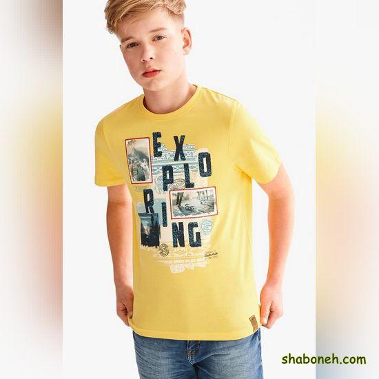 خرید تیشرت مردانه تابستانی