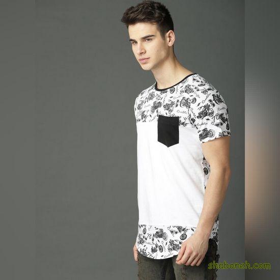 مدلهای جدید تیشرت مردانه
