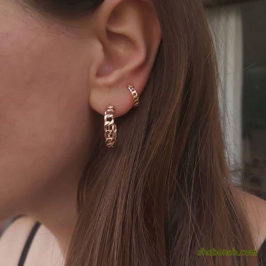 خرید گوشواره بخیه ای خاص و جدید
