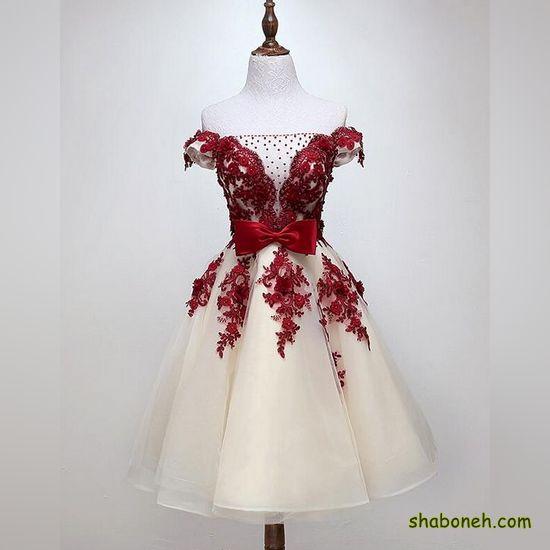 لباس مجلسی کوتاه زنانه ۲۰۲۰
